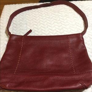 Raspberry The Sak purse